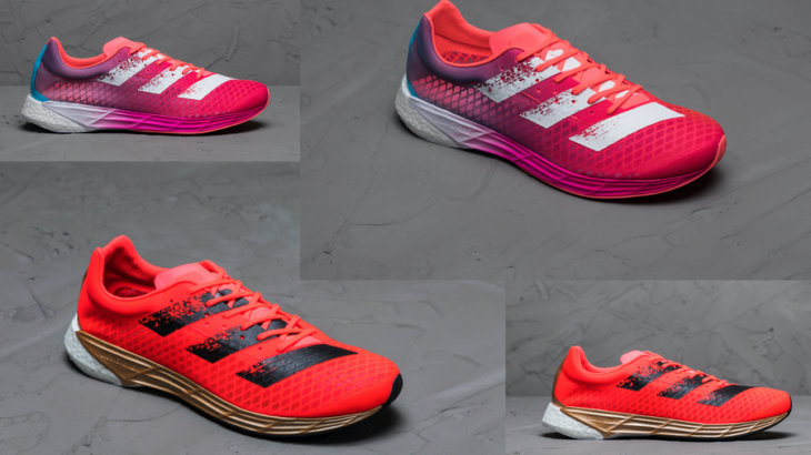 カーボンプレート搭載 adizero Proに「TOKYO COLLECTION」&「DREAM MILE」登場!